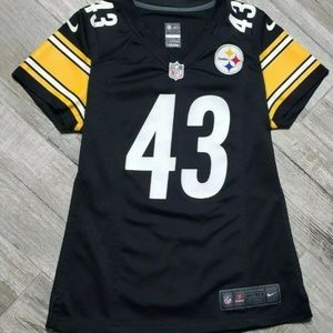 Women's NFL Steelers Jersey S